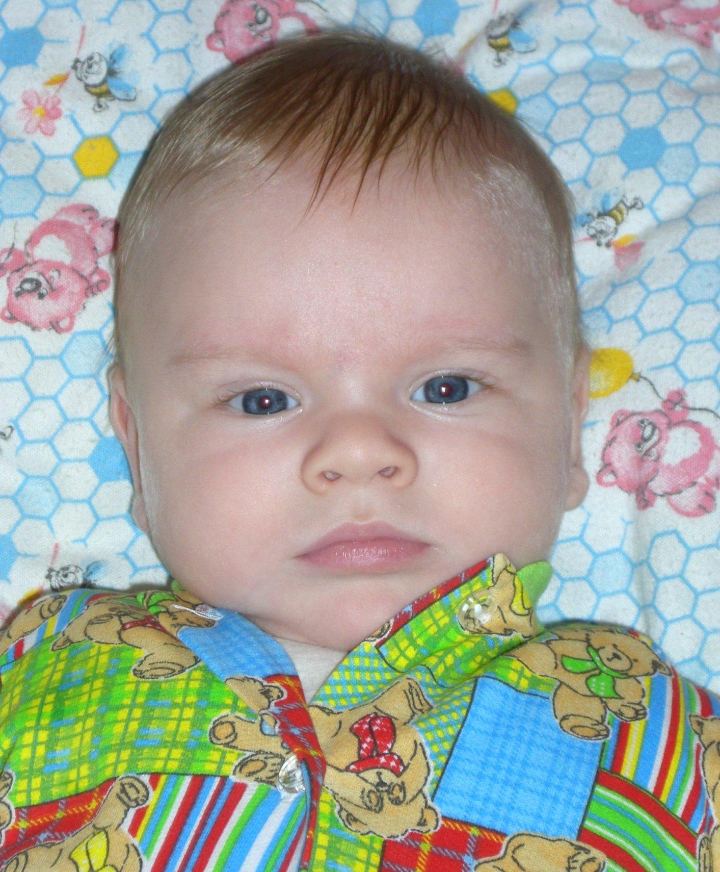 Ребенок фото на паспорт