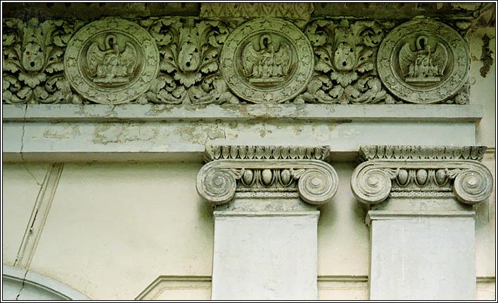 тосканский портик фото