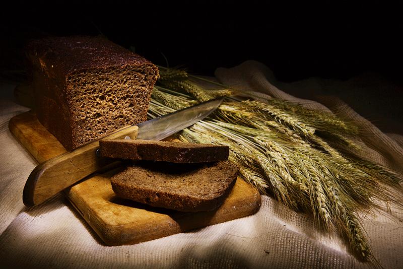 "Хлеб ""Аскет"" из журнала ""Vegetarian"""