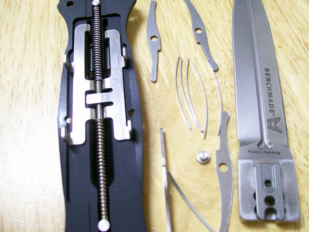 Нож фронтальный схема