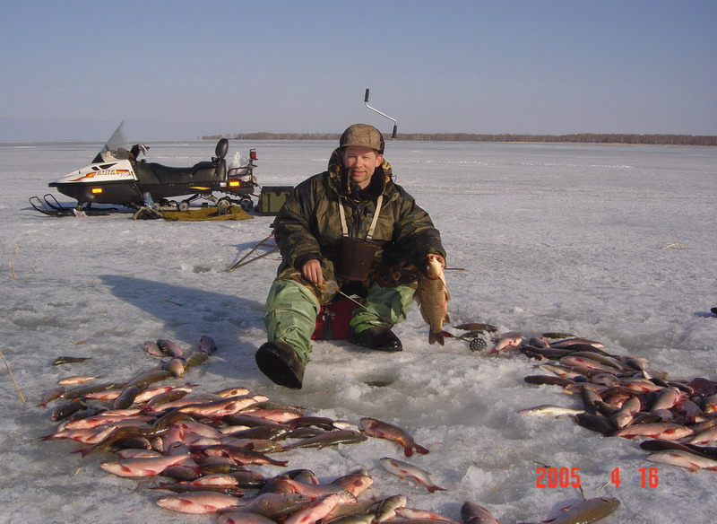 Озеро чаны отчеты о рыбалке