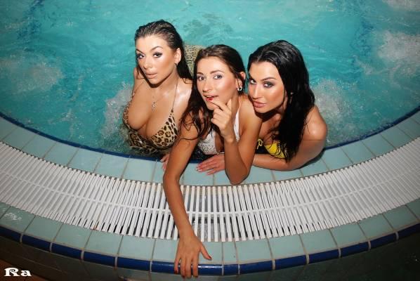 Группа горячий шоколад голая фото