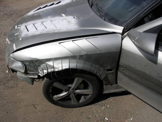Авто крыло своими руками