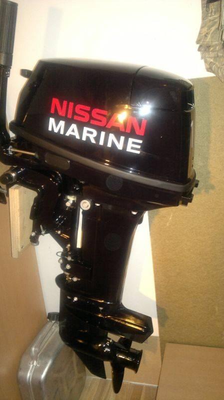 nissan marine 18 масло